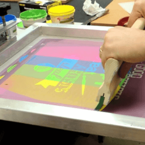 serigrafia silk screen